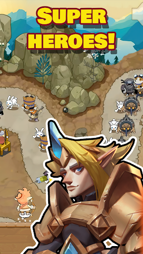 Tower Defense Kingdom: Advance Realm  screenshots 18