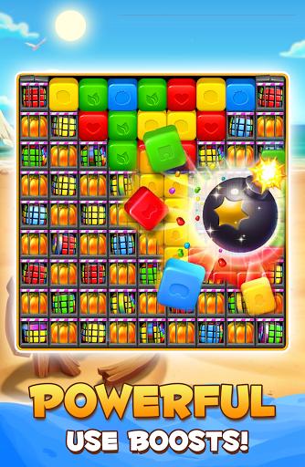 Toy Fun Crush - Treasure Match 3 Blast Games android2mod screenshots 2