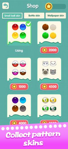 Ball Match Puzzleuff1aColor Sort Bubbles 1.1.6 screenshots 4