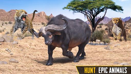 Code Triche chasse aux animaux sniper 2020 (Astuce) APK MOD screenshots 3