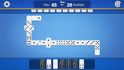 Dominoes - Classic Domino Tile Based Game 1.2.0 screenshots 7