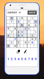Sudoku : Brain-teaser Screenshot