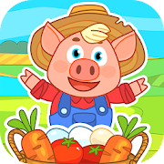 Farm for kids.