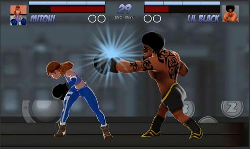 brooklyn brawlers fight game screenshot 2
