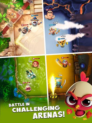 Smashing Four  screenshots 13