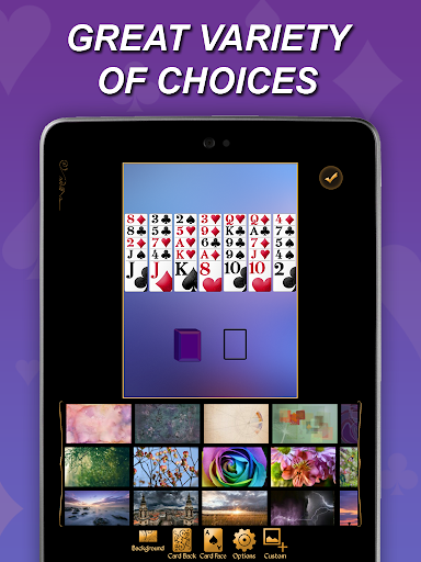 Solitaire MegaPack Varies with device screenshots 12