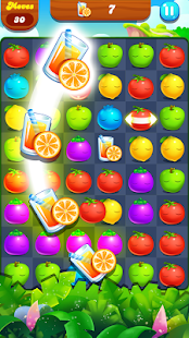 Fruits Crush Puzzle Legend