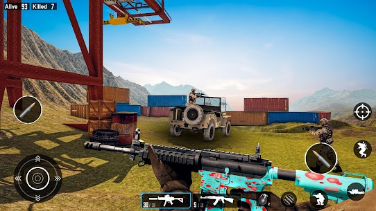 Real Commando Mission – Free Shooting Games 2020 10