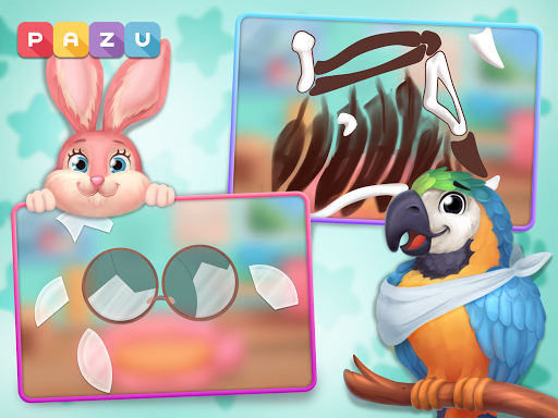 Pet Doctor - Animal care games for kids Apkfinish screenshots 12
