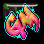 icono Graffiti Creador