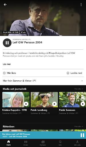 Sveriges Radio Play  Screenshots 20