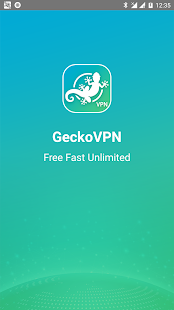 GeckoVPN Free Fast Unlimited Proxy VPN Screenshot