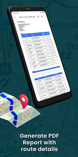 Multi Stop Route Planner Screenshots 5