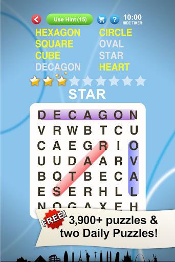 Word Search World Traveler 1.16.7 screenshots 1