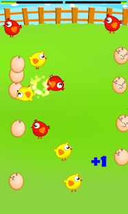Chicken fight - two player game