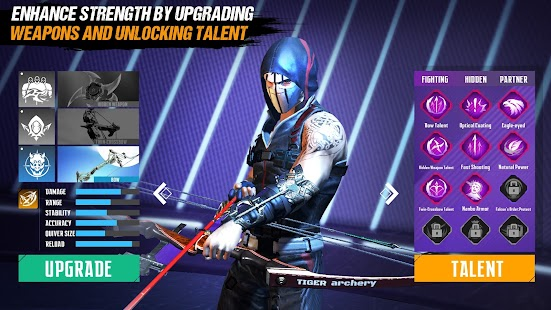 Ninja's Creed: 3D Sniper Shooting Assassin Game Screenshot