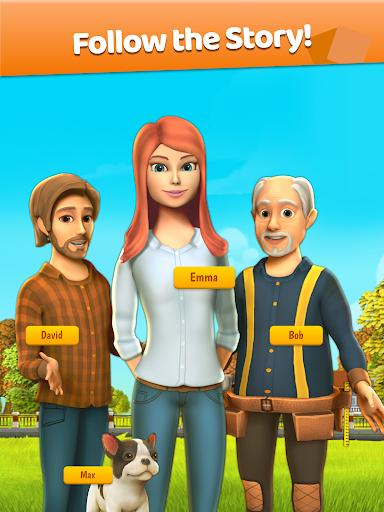 Trivia Mansion: Quiz & Design 1.0.6 Screenshots 7