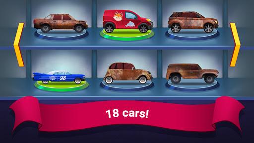 Kids Garage: Car Repair Games for Children 1.14 screenshots 8