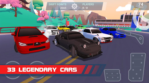 Drift Clash Online Racing 1.6 screenshots 8