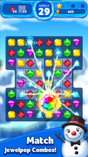 Jewel Ice Mania : Match 3 Puzzle 21.0324.09 screenshots 2