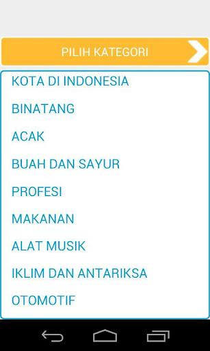 Game Cari Kata Indonesia  screenshots 3