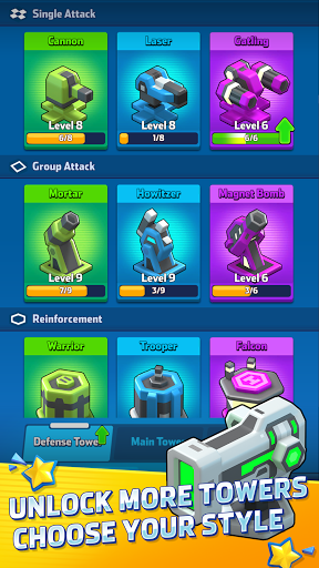 Mega Tower 0.1.8 screenshots 5