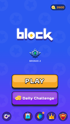 Block Puzzle - Fun Brain Puzzle Games android2mod screenshots 1