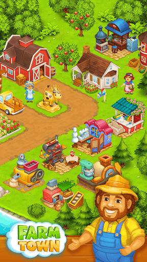 Farm Town: Happy farming Day & food farm game City 3.41 screenshots 18