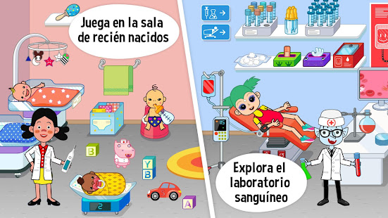 Pepi Hospital Learn Care Apps En Google Play