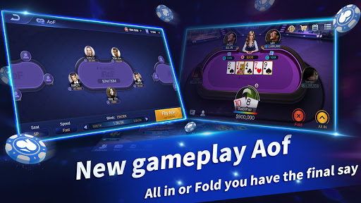 APG-Texas Holdem Poker Game android2mod screenshots 5