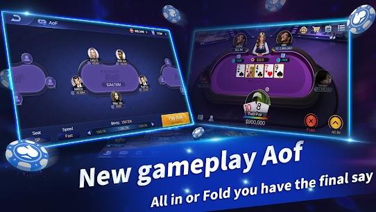 APG-Texas Holdem Poker Game 5