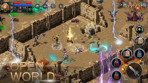 Teon: Sword & Magic apkslow screenshots 13