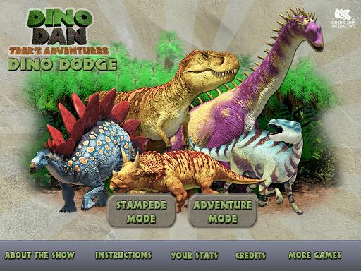 Dino Dan - Dino Dodge For PC Windows (7, 8, 10, 10X) & Mac Computer Image Number- 5