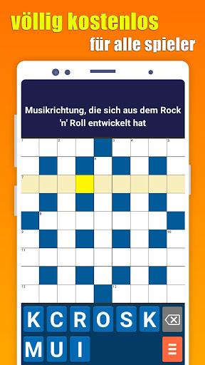 Crossword Free - Classic Word Puzzle Game Offline 0.3 screenshots 4