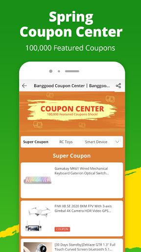 Banggood - Global leading online shop 7.18.1 screenshots 3
