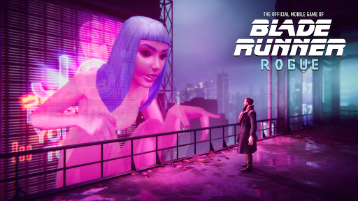 Blade Runner Rogue  screenshots 1