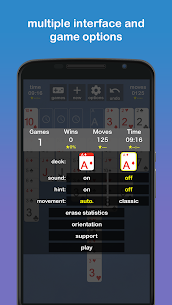 Freecell Solitaire 6.2 Download Mod APK 2