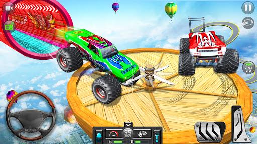 Monster Truck Stunts: Offroad Racing Games 2020 0.8 screenshots 1