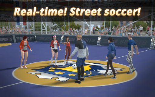 Extreme Football:3on3 Multiplayer Soccer apktram screenshots 6