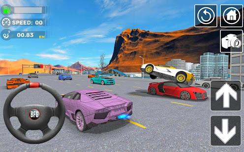 City Furious Car Driving Simulator 1.7 screenshots 1