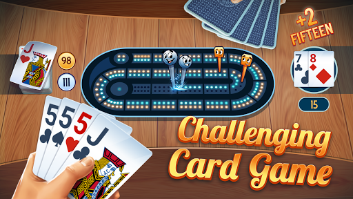 Ultimate Cribbage - Classic Board Card Game 2.4.2 screenshots 1
