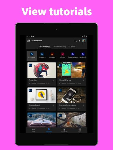 Adobe Creative Cloud screenshot 13