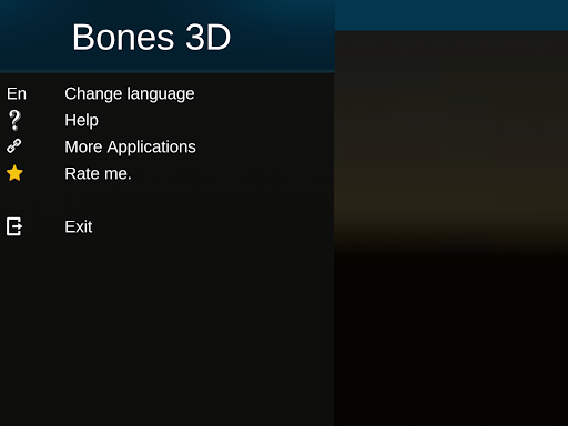 Osseous System in 3D (Anatomy) 2.0.3 Screenshots 24