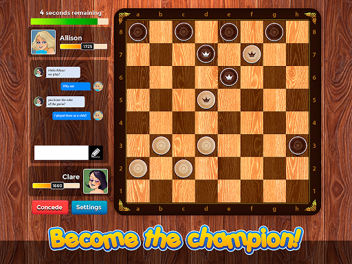 Checkers Plus - Board Social Games apkmr screenshots 11