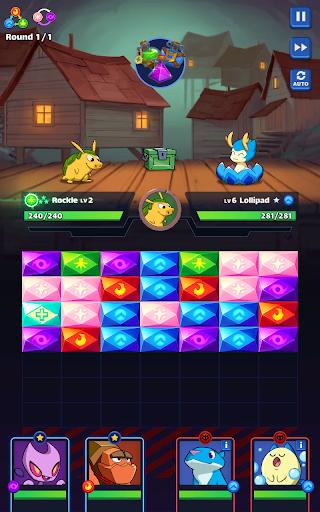 Mana Monsters: Free Epic Match 3 Game 3.10.10 screenshots 21