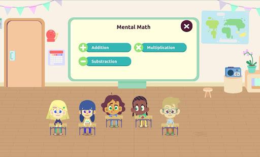 MySchool - Be the Teacher! Learning Games for Kids 3.3.0 Screenshots 7