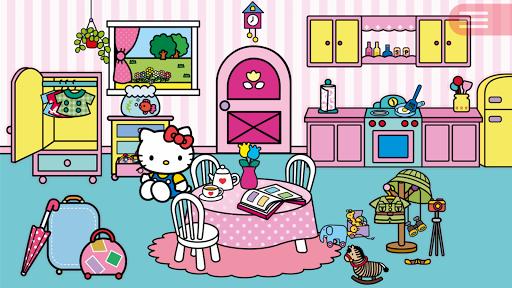Hello Kitty Discovering The World 3.1 screenshots 9