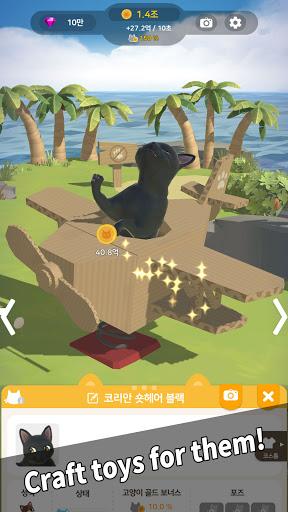 Kitty Cat Resort: Idle Cat-Raising Game 1.27.10 screenshots 2