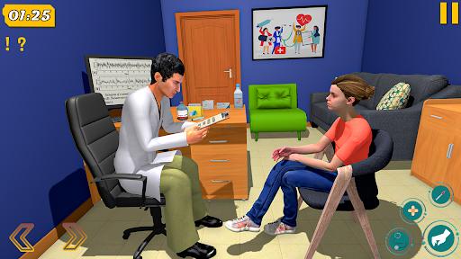 Virtual Family Hospital 3D :Surgery Simulator 2021  screenshots 12