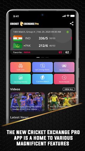CricketExchange.com  Screenshots 2